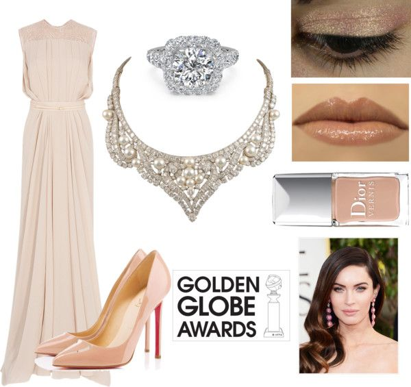 """""""Golden Globes"""" by justbreathing1d ❤ liked on Polyvore"""