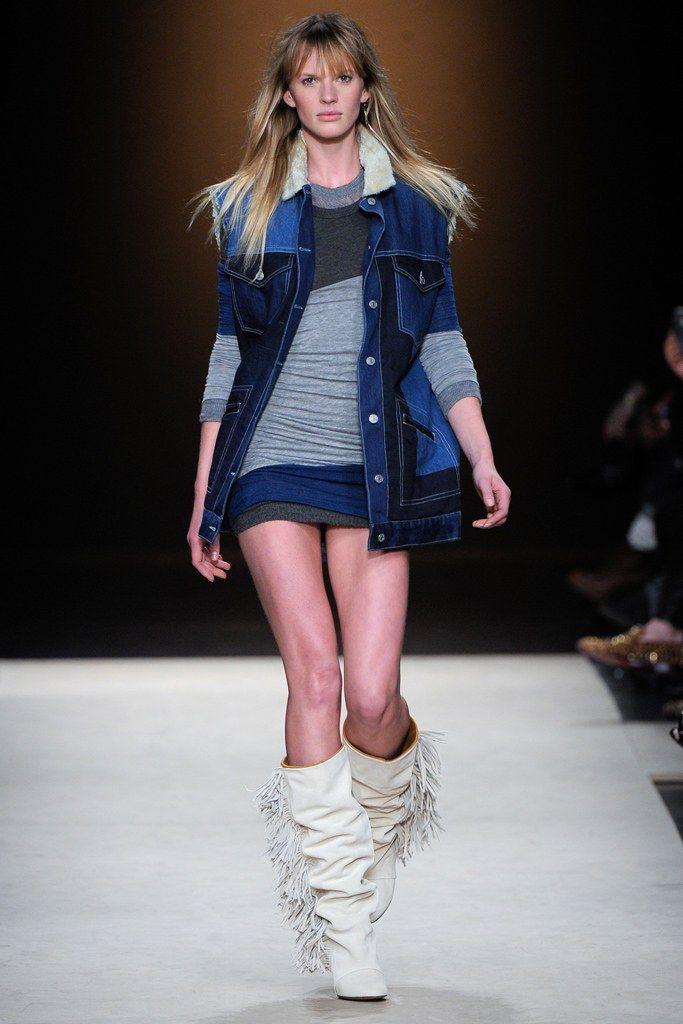 26e8de615a1 Isabel Marant Fall 2011 Ready-to-Wear Fashion Show | Fashion ...