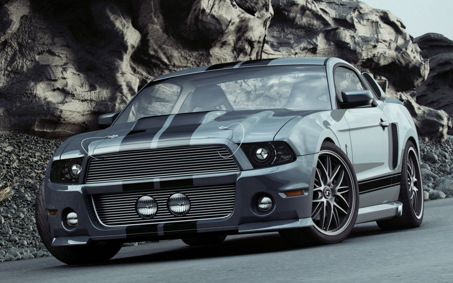 1920x1200px Ford Mustang Shelby Gt500 Wallpapers For Mac Desktop By