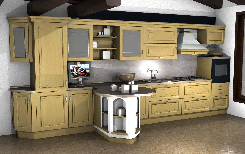 Cucina by #Scavolini #kitchen #kitchens @Sermobil #design ...
