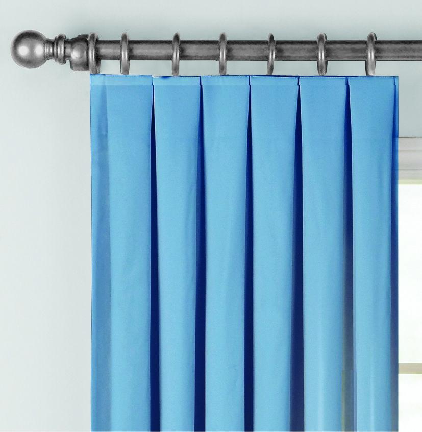 Fabricville Box Pleat Curtain Plis Plats