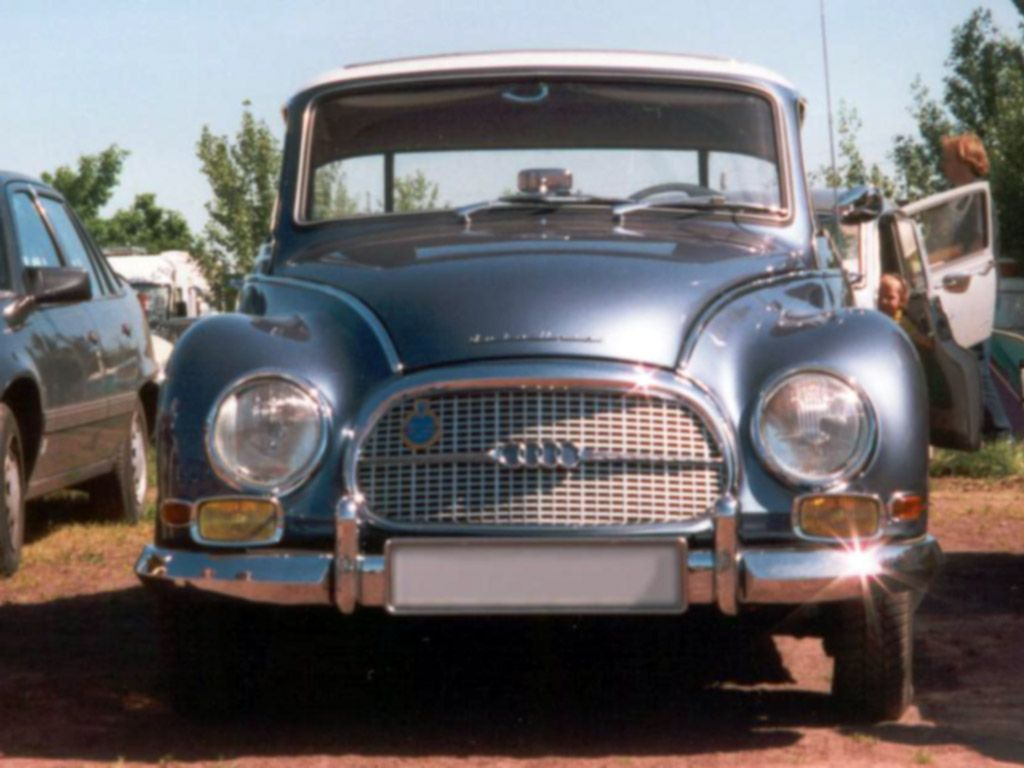 DKW COUP SPECIAL 4D