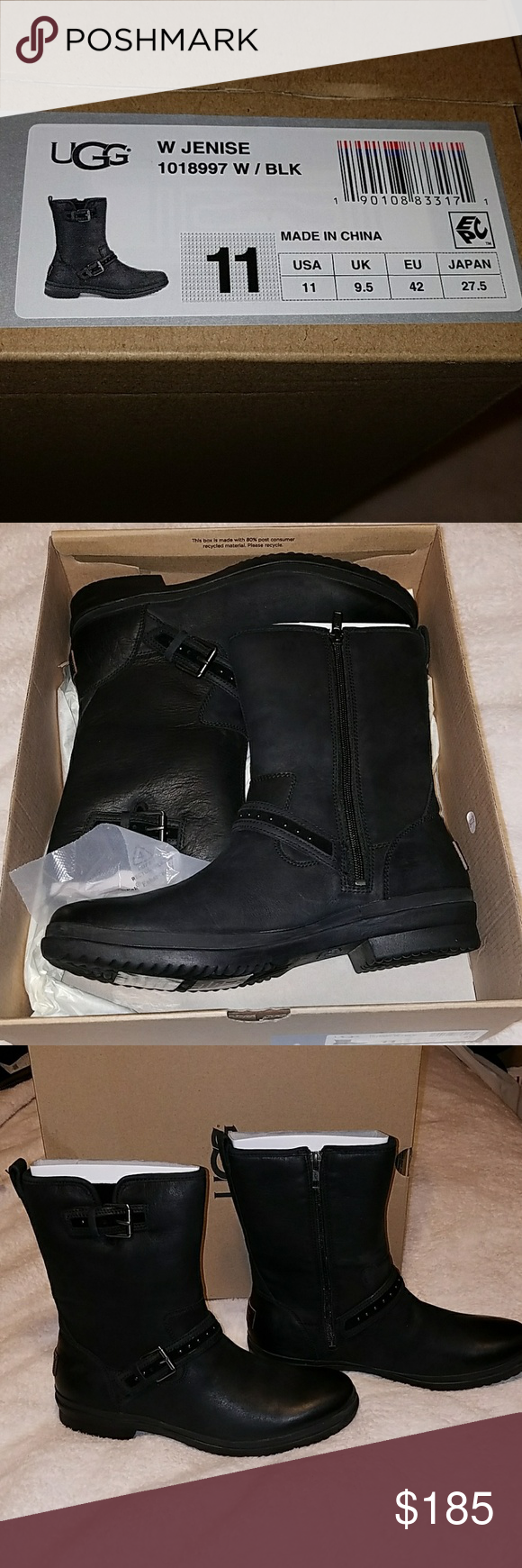 fe493403d40 NEW 🌻 UGGS waterproof Jenise boots NEW UGGS waterproof Jenise boots ...