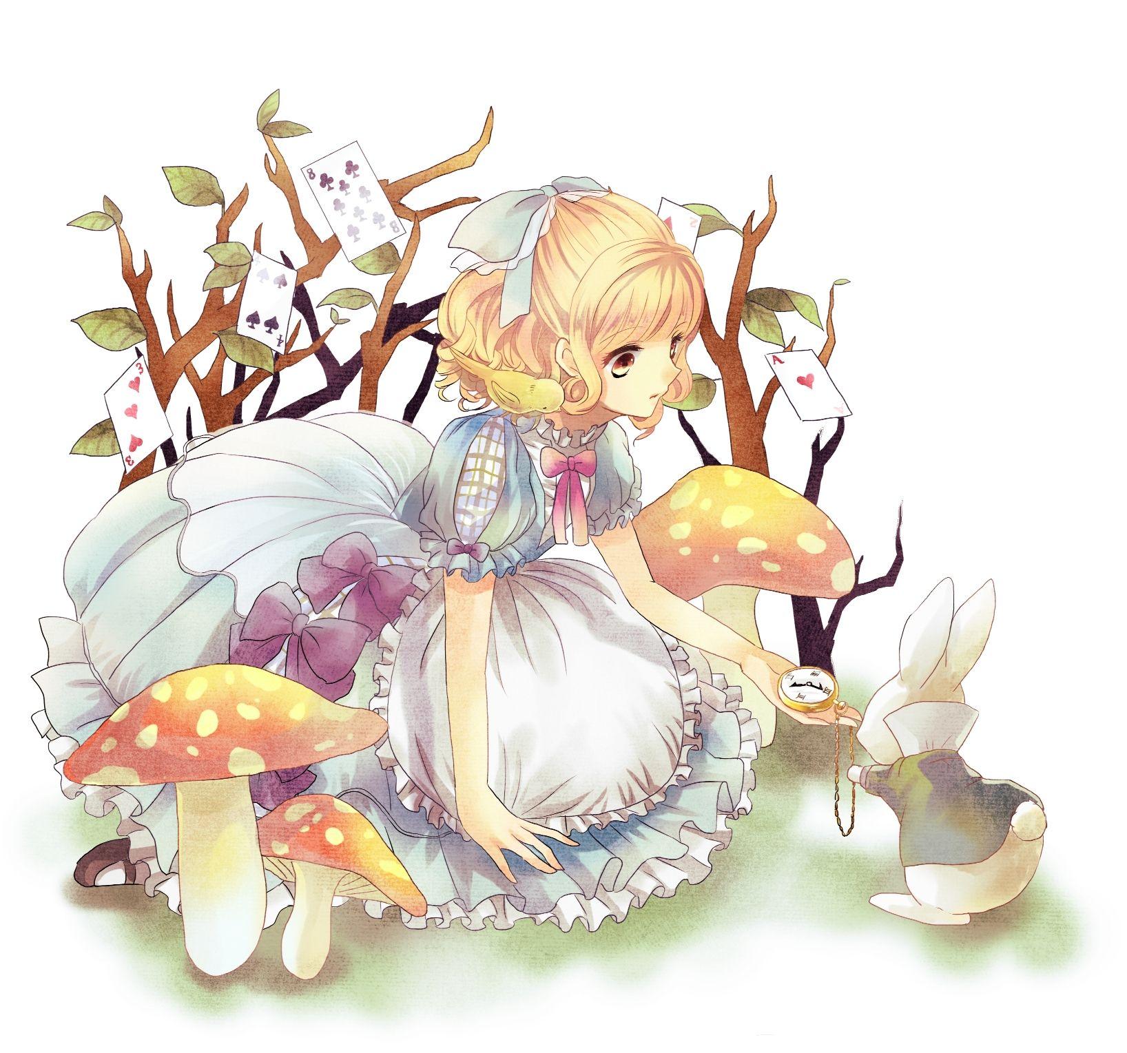 Alice in Wonderland Favorites With Favorites Pinterest