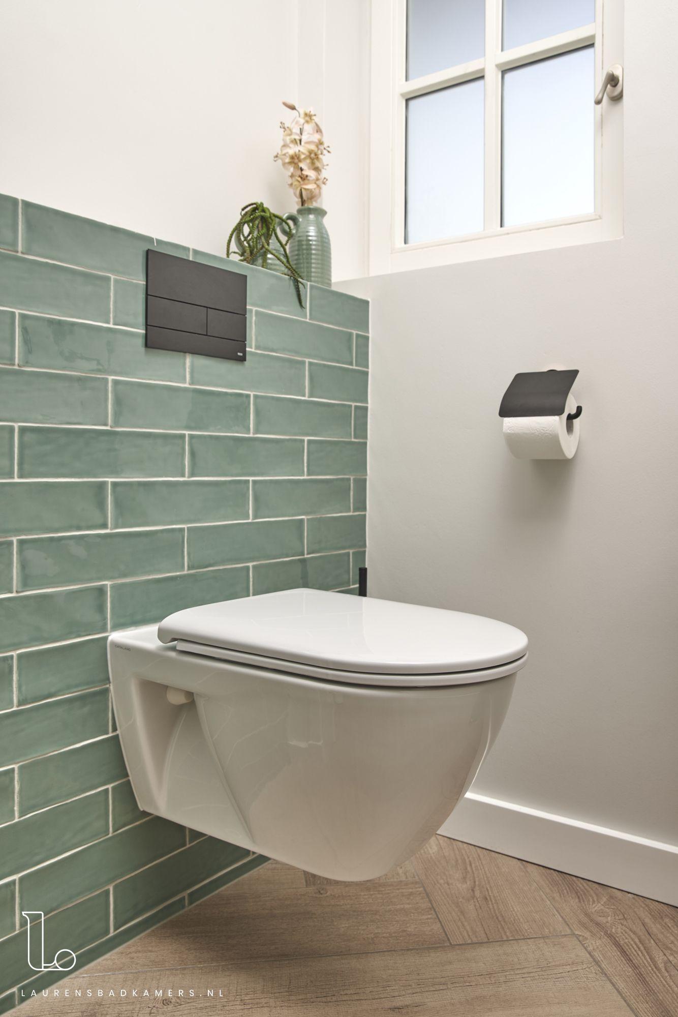 Retro design tiles - Laurens Badkamers
