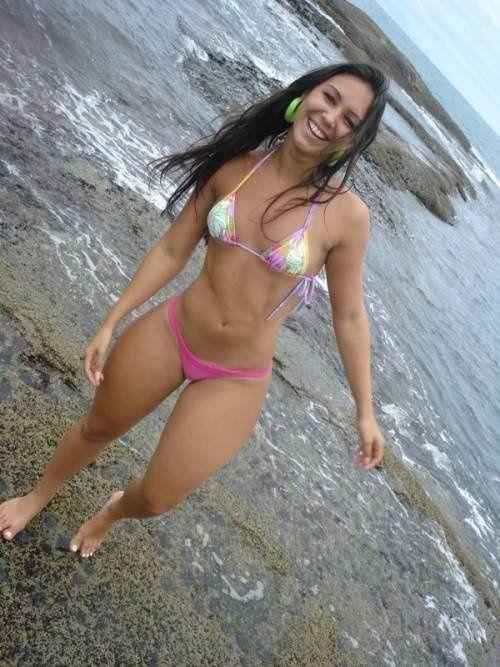 Brazilian bikini amateur