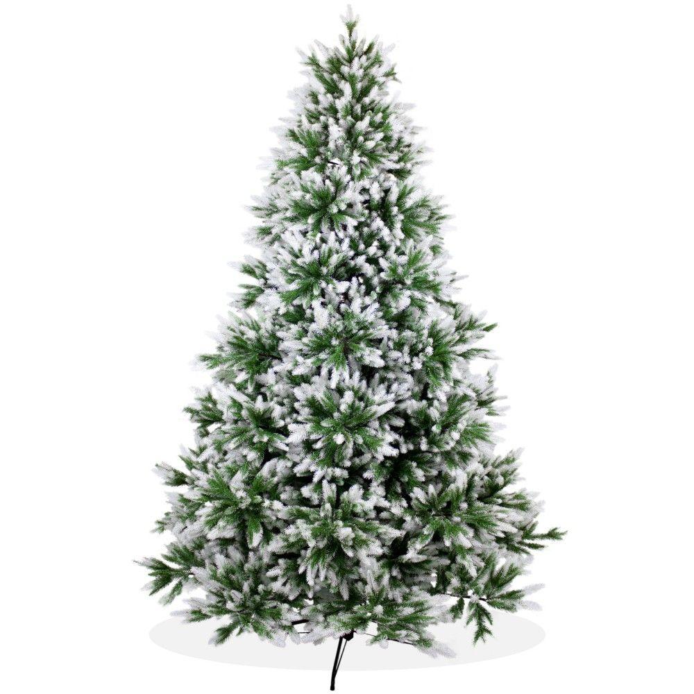 Nordmanntanne Weihnachtsbaum.Künstlicher Weihnachtsbaum 240cm Deluxe Pe Spritzguss Beschneiter