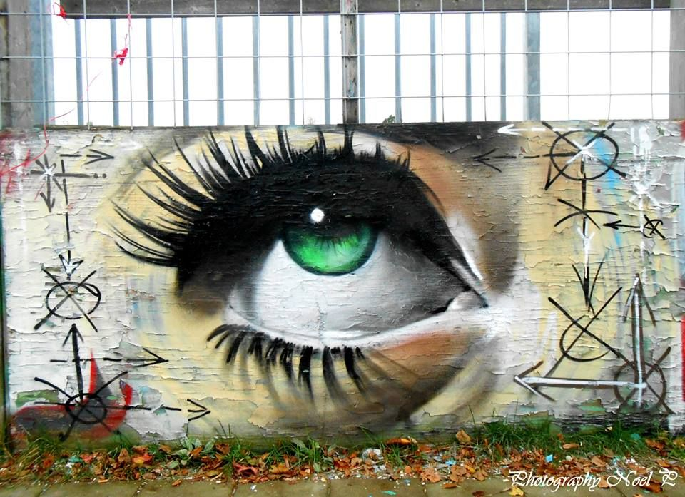 Street Artist unknown  : Paris #streetart