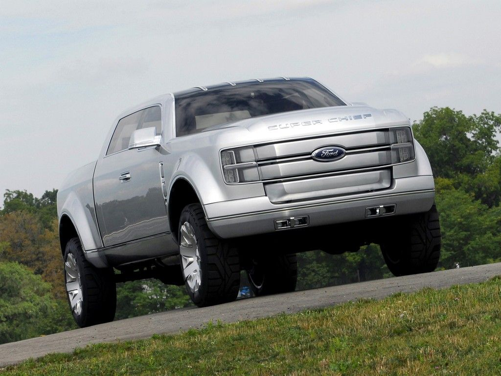 2015 ford f 250 super chief featuring a 6 8 liter v10