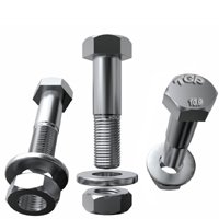 Sizes: DIA M16 to M72 Bolts Grade:8 8S & 10 9S, A325, A490