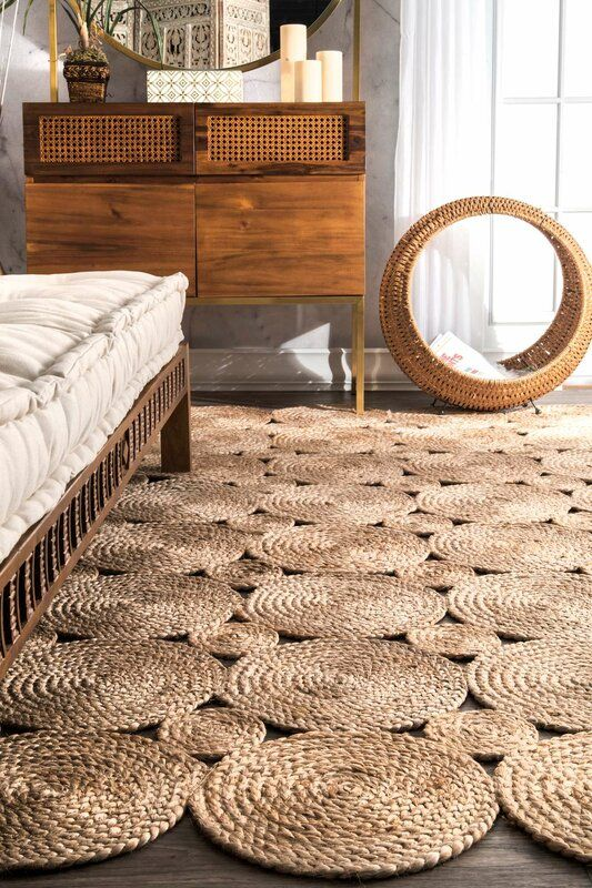 Arkwright Hand-Woven Natural Area Rug