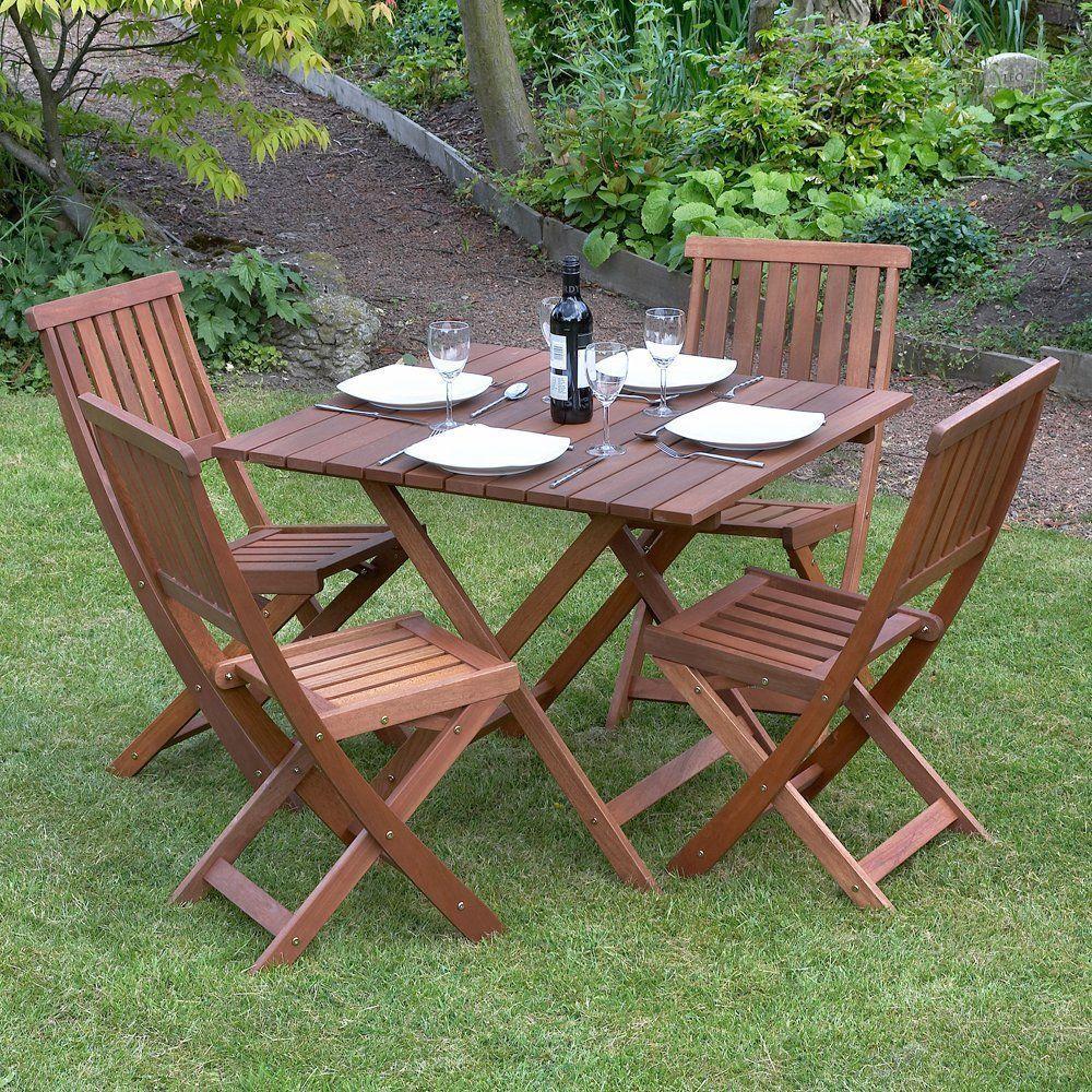 White wooden garden furniture set made by gute www si sets pinterest also