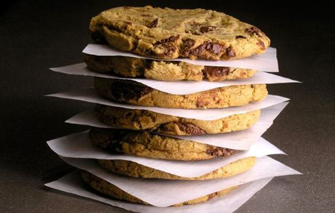 M Street Kitchen Chocolate Chip Cookies Bakery Chocolate Chip Cookies Food