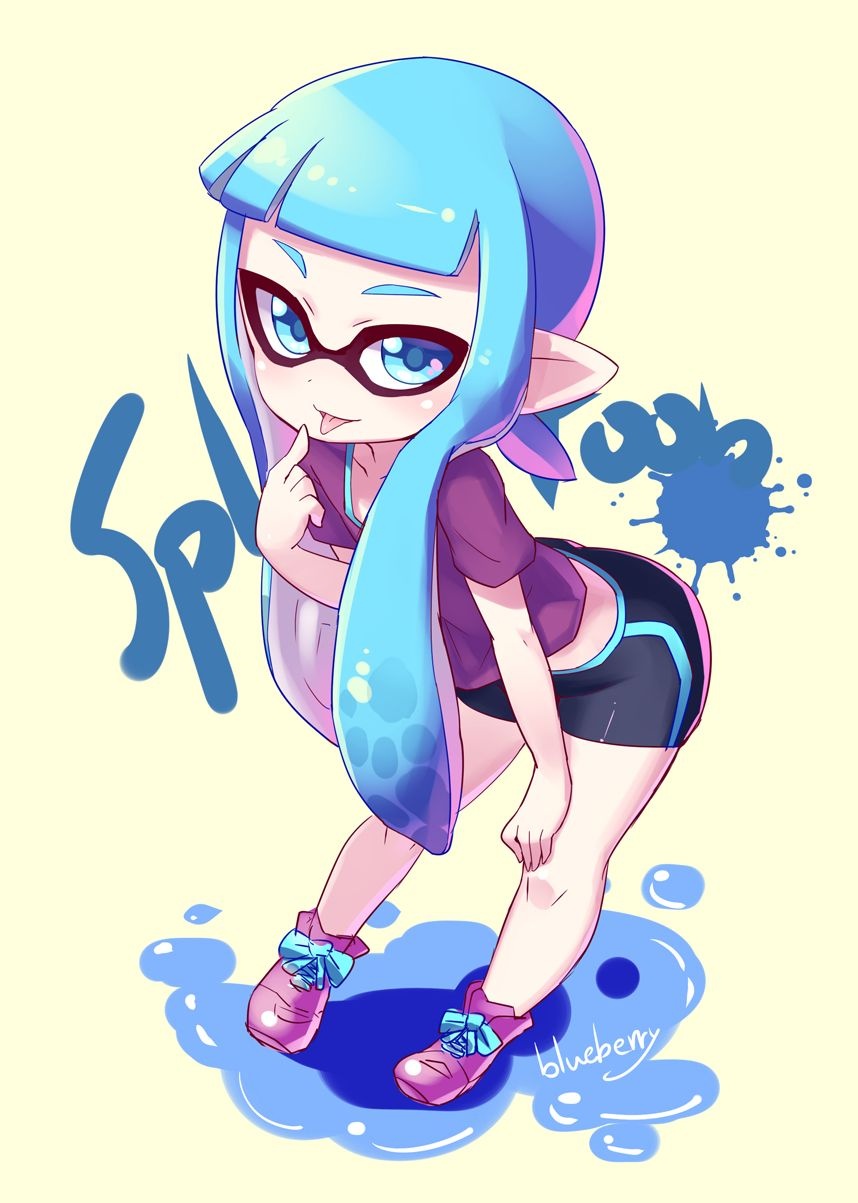 Pin By Khaya Reddekopp On Splatoon Anime Splatoon Comics Fan Art