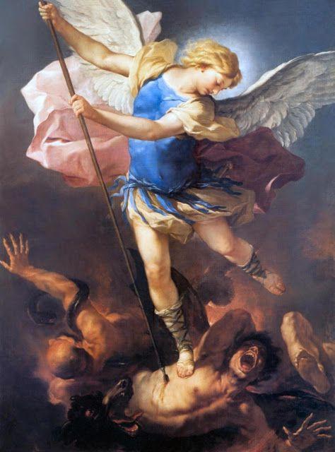 29 De Setembro Dia De Sao Miguel Arcanjo Med Billeder Engle