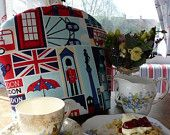 Jubilee/ London Tea cosy