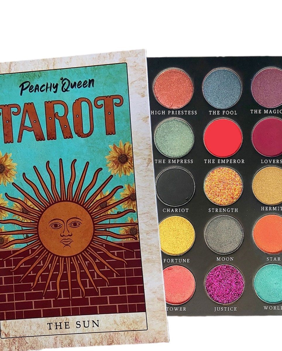 """""""Take Me To..."""" eyeshadow palette collection by Mavie"""