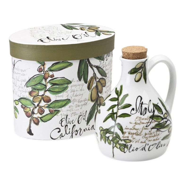 Rosanna Olive Oil Bottle #italy #oliveoil #oliveoilpackaging