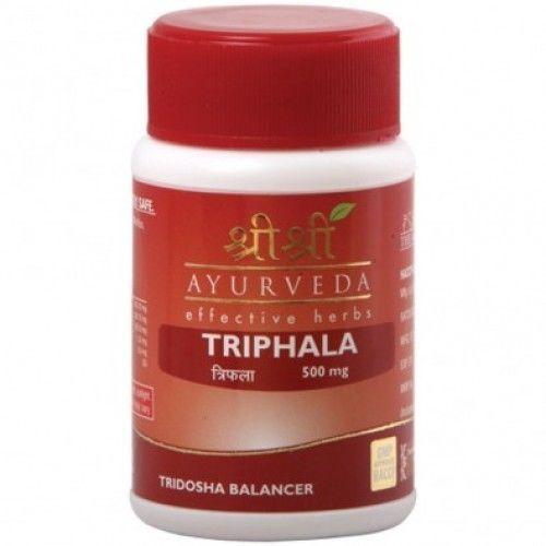 Sri Sri Ayurveda Triphala - 60/120/180/240 Tablets #SRISRIAYURVEDA