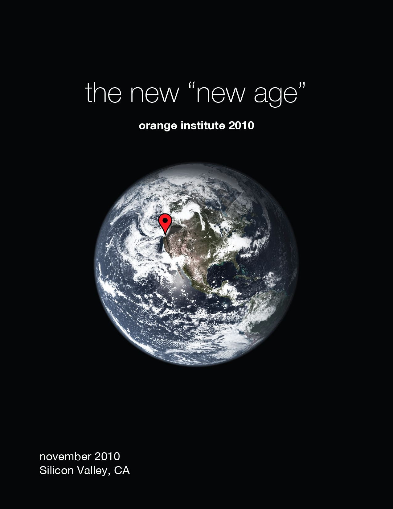 Hack of first Whole Earth Catalog cover. Using Helvetica