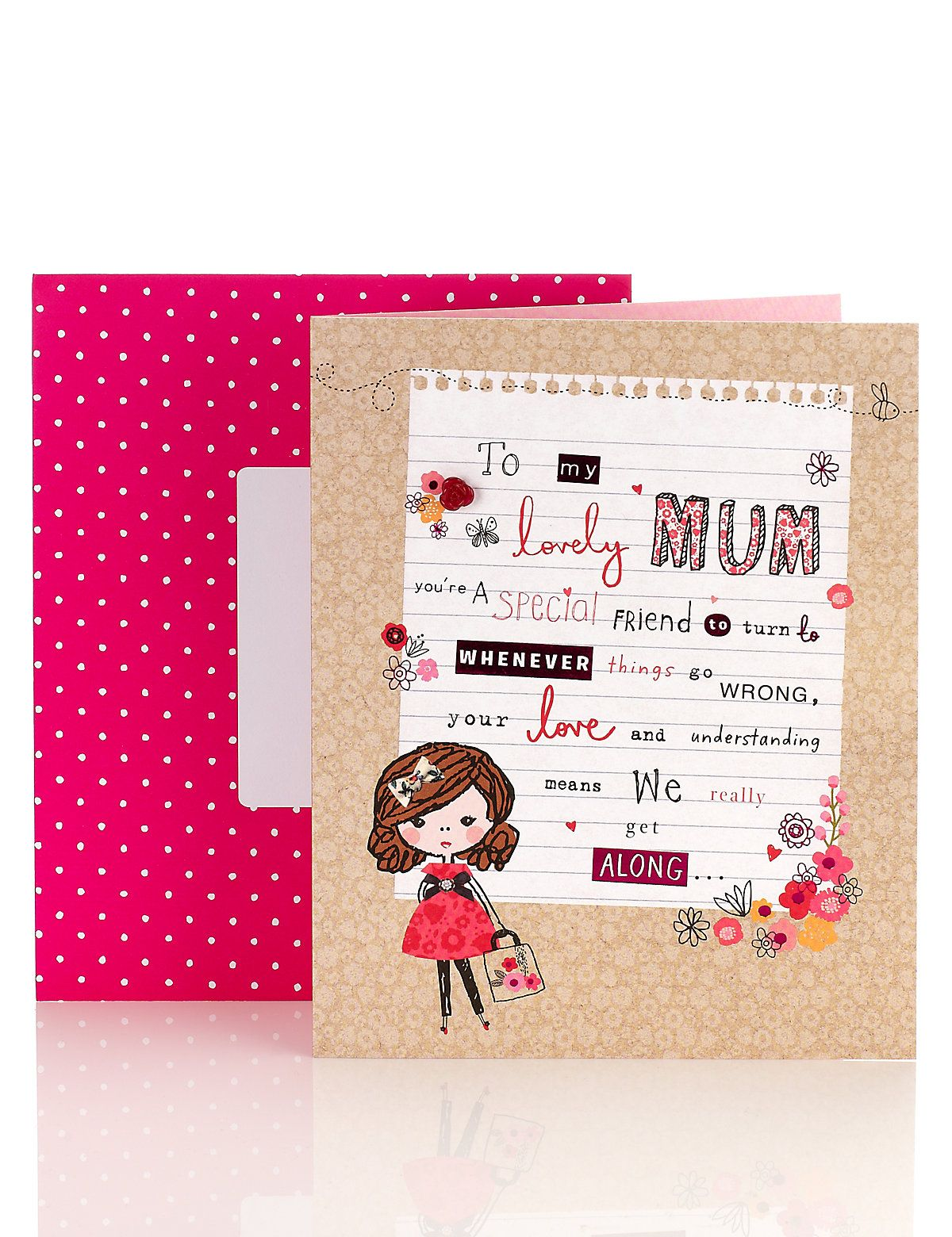 Notepaper verse mothers day card ms lovely paper pinterest notepaper verse mothers day card ms kristyandbryce Image collections
