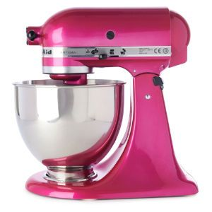 This Is My Kitchen Aid Mixer In Hot Pink