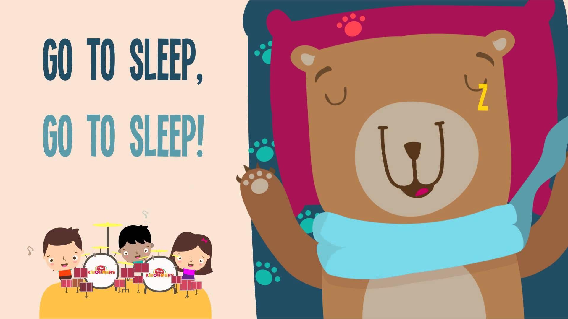 Hibernating Bear Song For Kids Where Is Bear Where Is