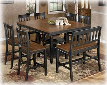 44+ Signature design by ashley ralene counter height dining room table Trend
