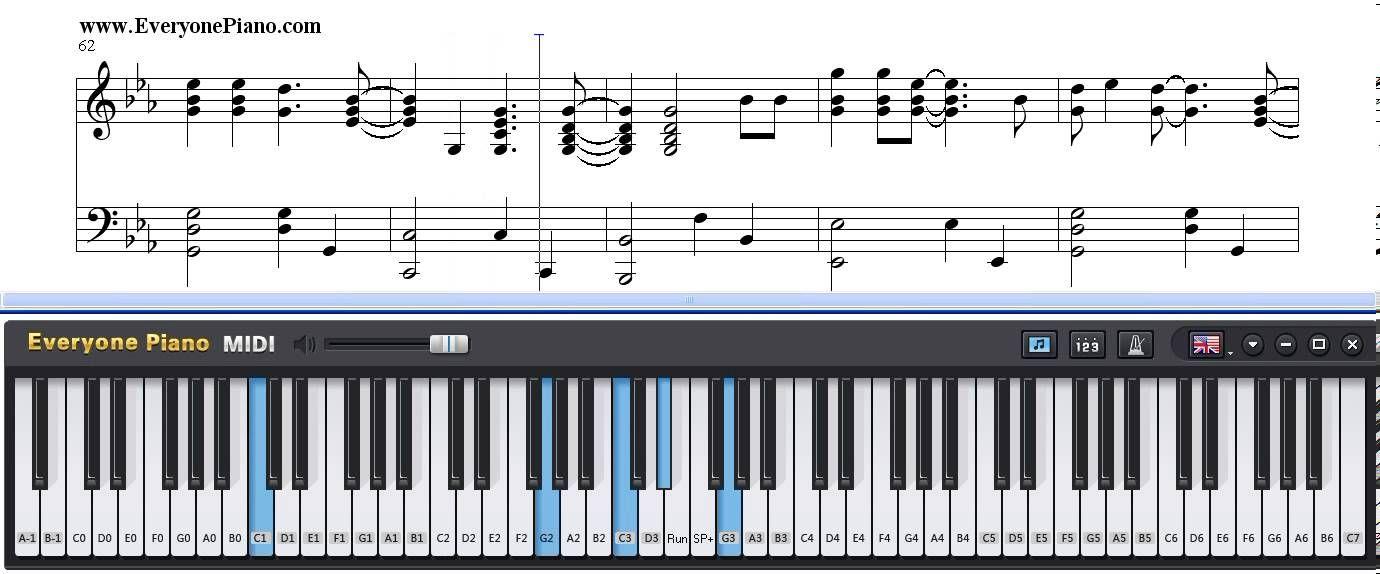 Free Fix You - Coldplay Piano Sheet Music Tutorial   Music