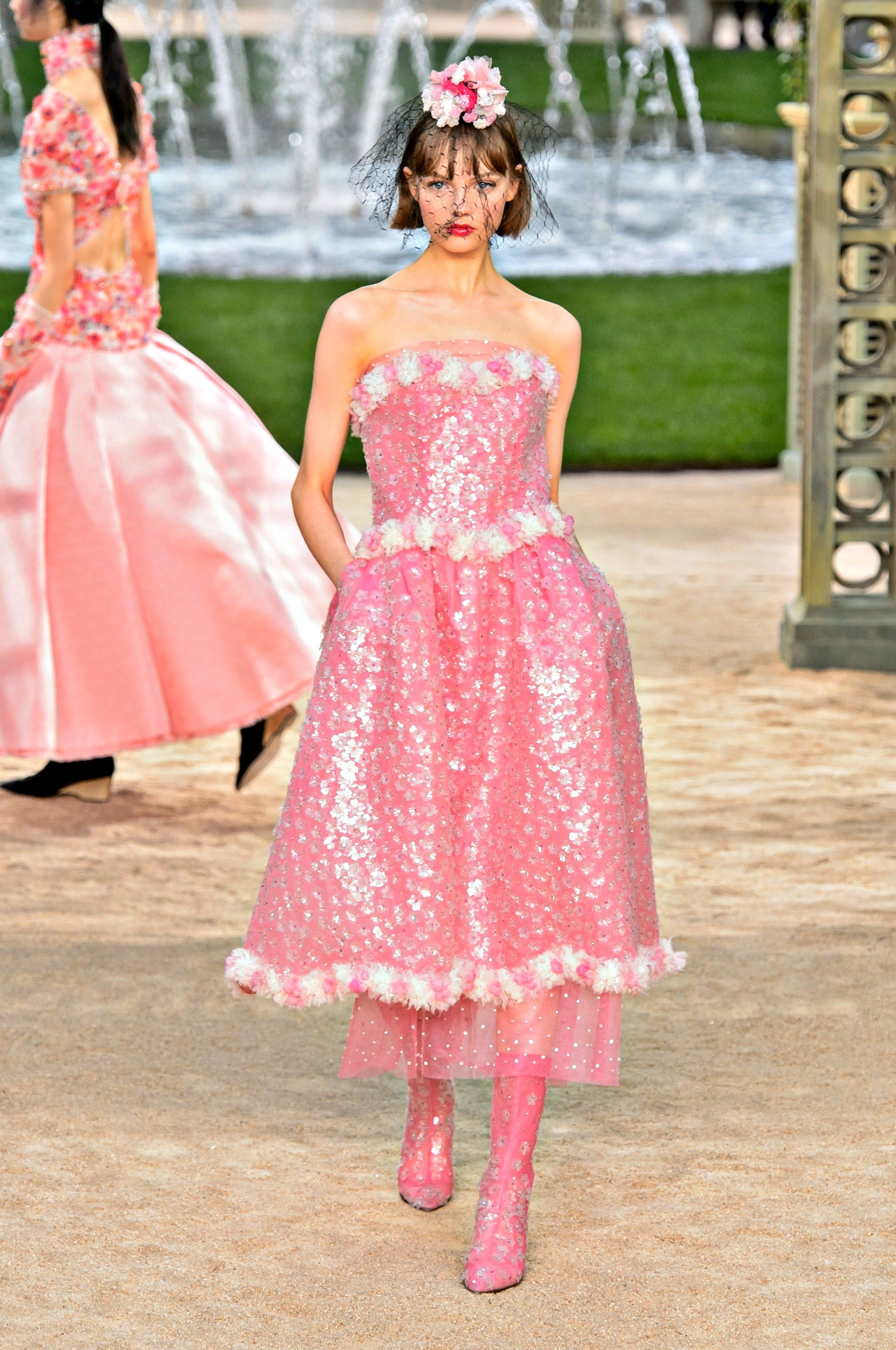 Chanel Spring - Summer 2018 Couture | Chanel | Pinterest | Chanel ...