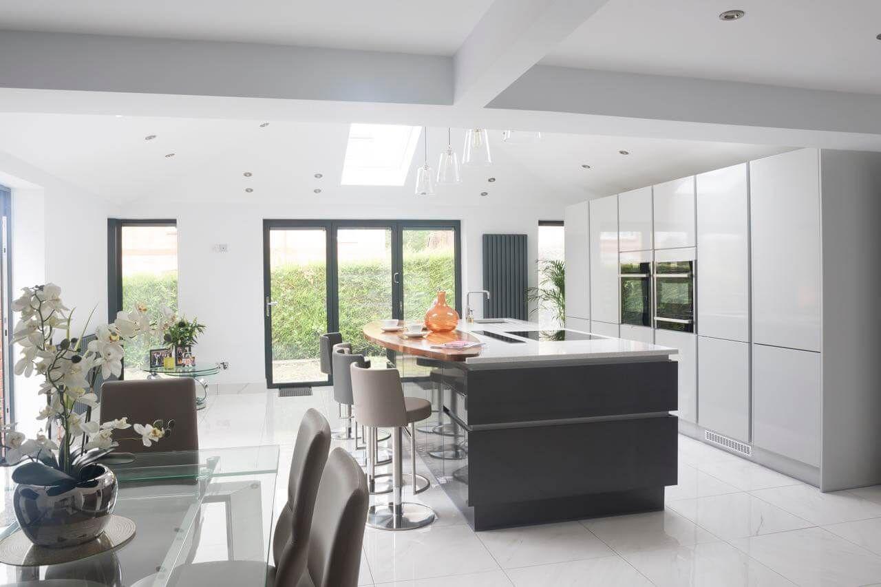 HLine Kitchen By Sigma 3 Kitchen seating, Kitchen, Home