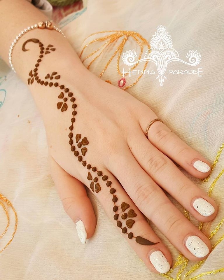 Bridal Mehndi Designs For Hands Free Download Wallpapers