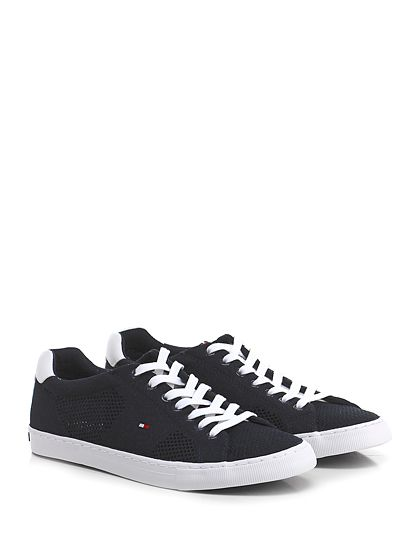 Tommy Uomo Hilfiger Sneaker In Sneakers TessutoTessuto pMjqVLSUzG