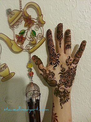 Henna in Clearwater