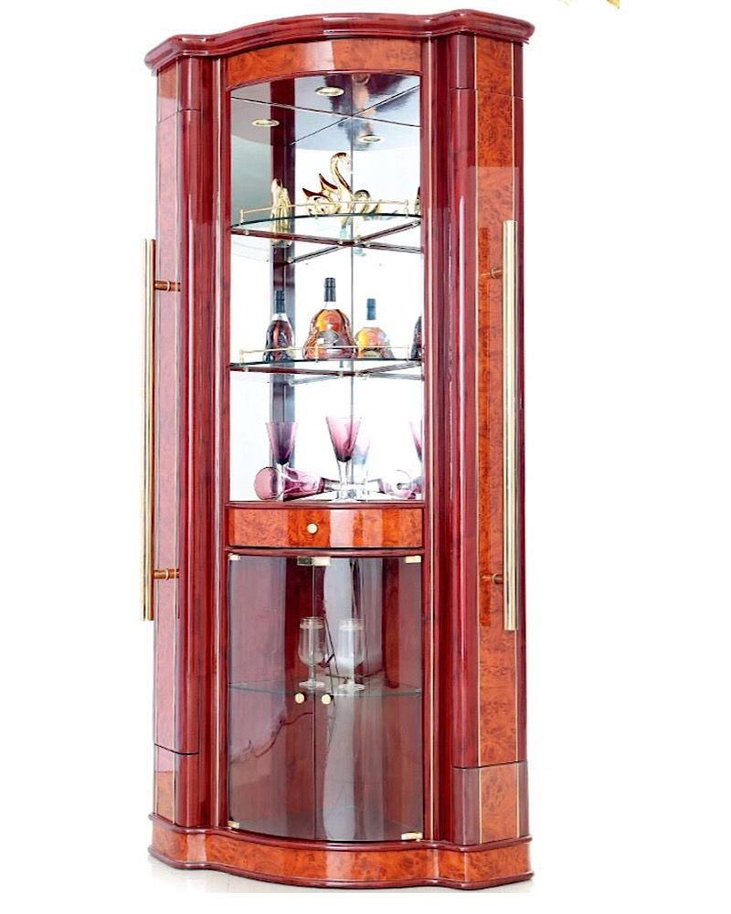 Chivas Corner Pull Out Bar Cabinet Maple Home Bars Small Wine Cooler Bars For Home Bar Cabinet