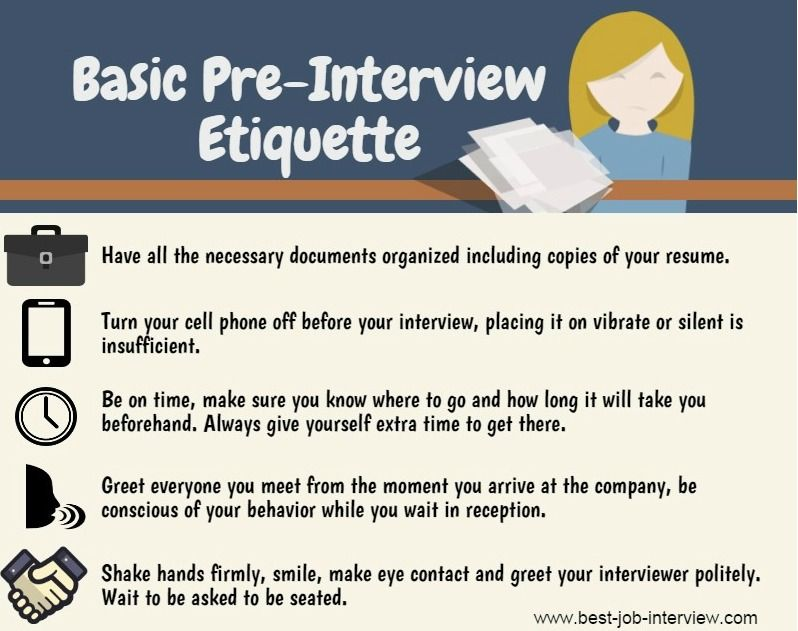 Closing The Interview What To Say And Do Job Interview Tips Interview Skills Job Interview Answers