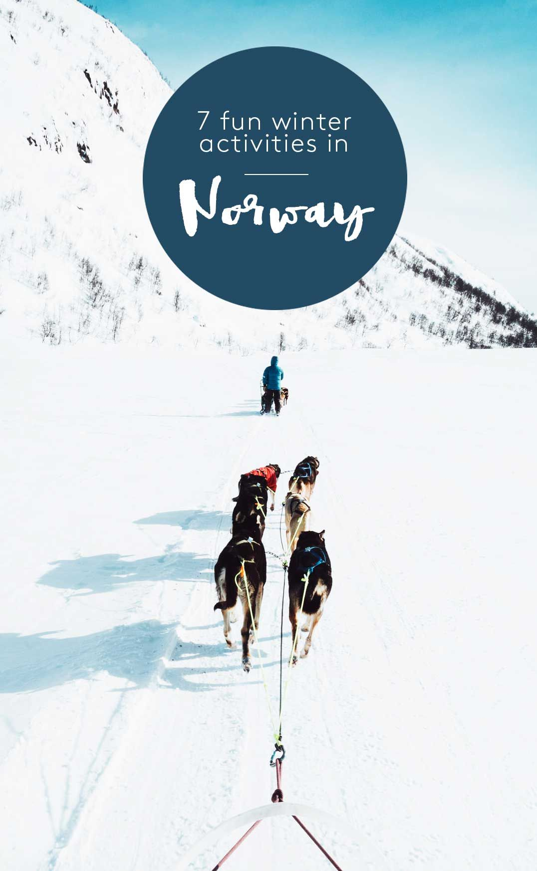 Photo of Skiing in Norway – and 5 other winter adventures in Hovden