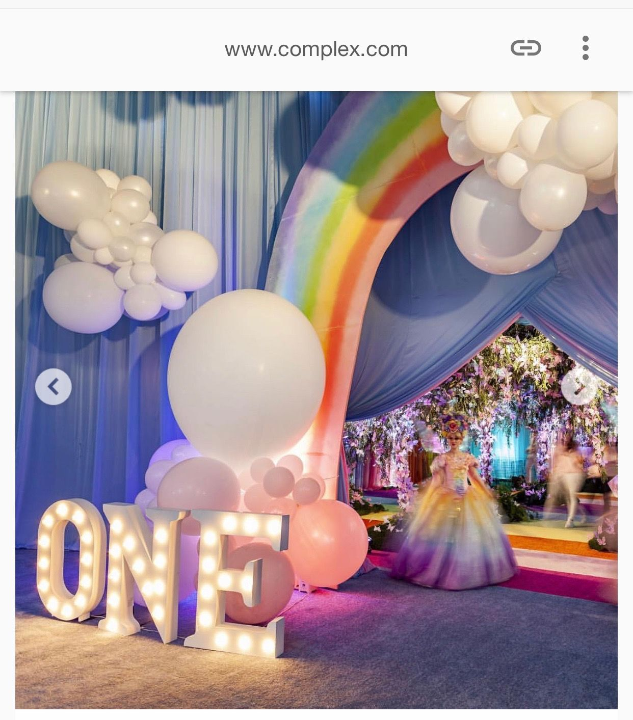 Stormiworld in 2020 Birthday, 1st birthday parties