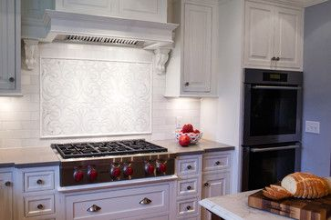 RAE Design Group   Traditional   Kitchen   Newark   Pennville Custom  Cabinetry