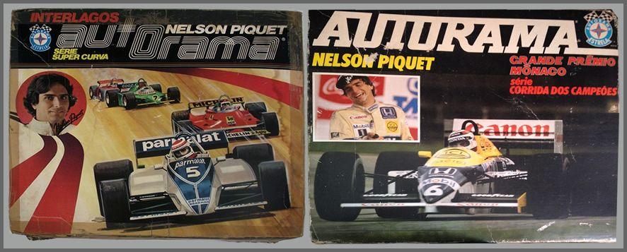 Autoramas Estrela - Nelson Piquet