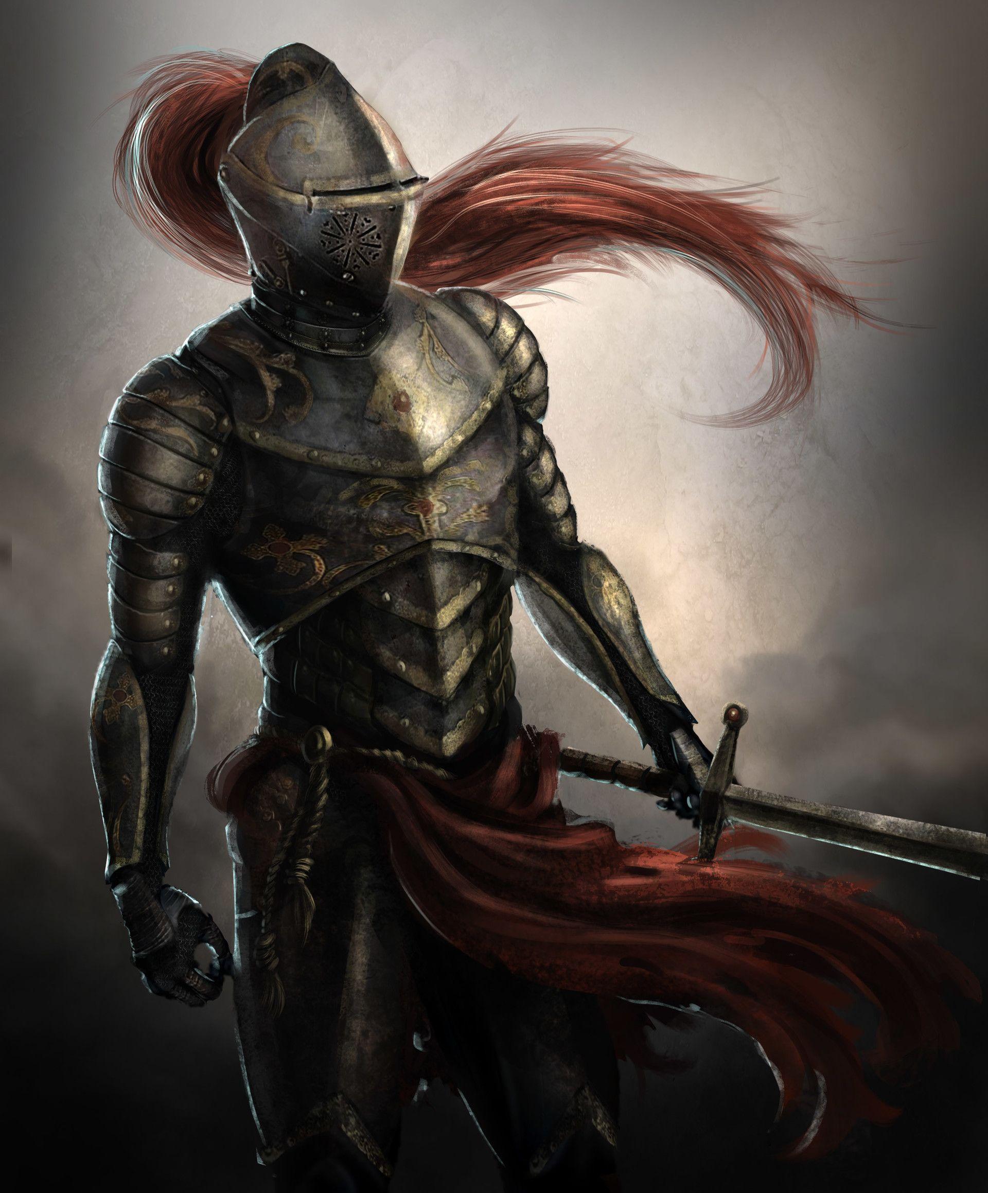 Fantasy Armor, Knight Armor, Knight