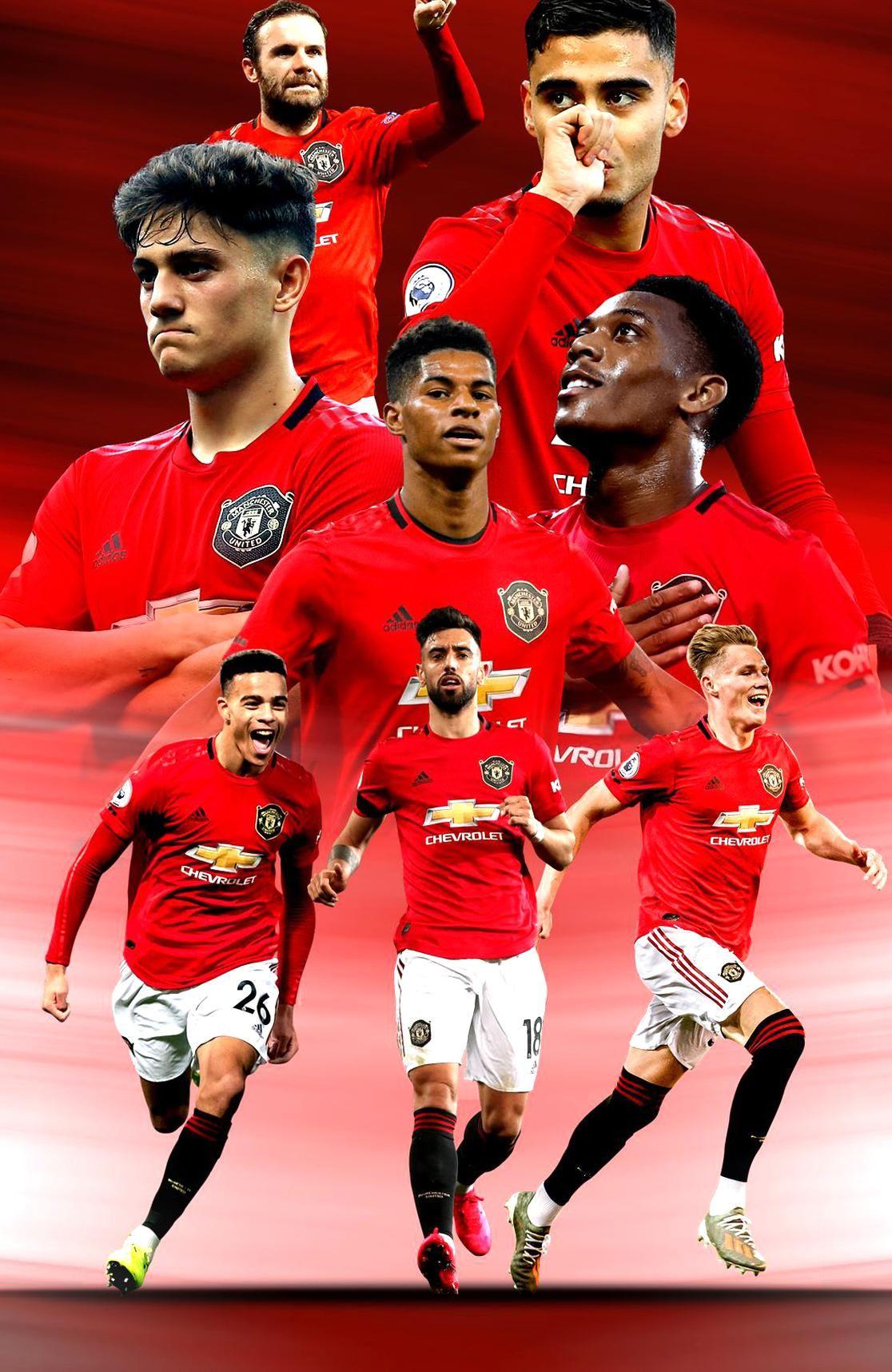 Digital Art Photo Manipulation Premier League Football Wallpaper Soccer Football Ra In 2020 Manchester United Wallpaper Manchester United Poster Manchester United Team