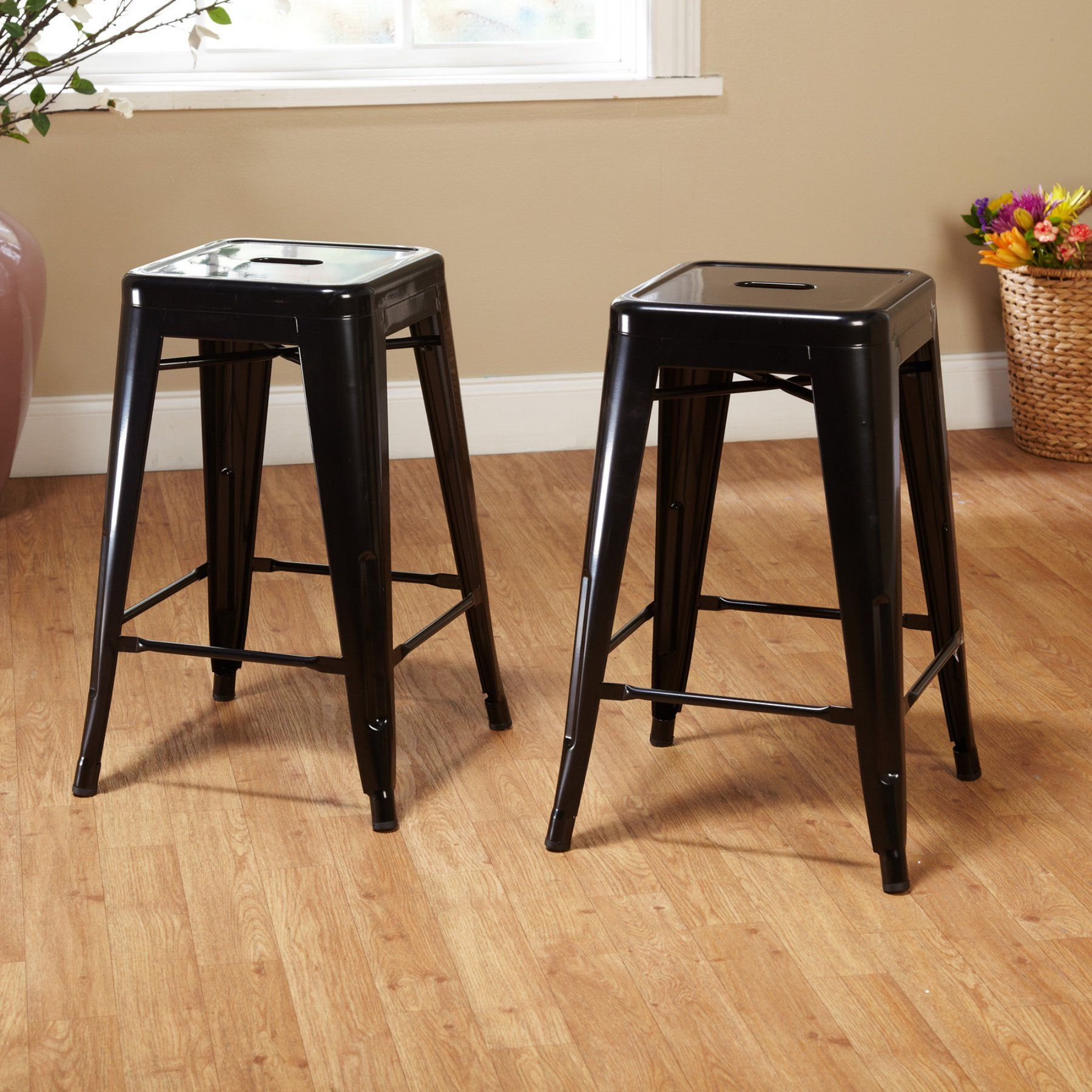 Today We Will Start With Your Home Bar And Kitchen Showing You How You Can Bring A Little Bit Of That Winter Wonderland White Bar Stools Counter Stools Stool