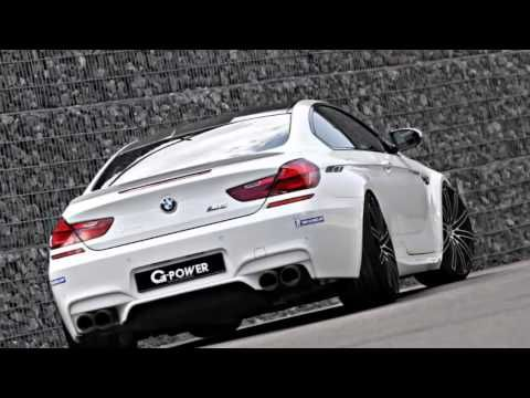 2013 Bmw M6 Coupe F13 Gets 710 Horsepower From G Power Tuning