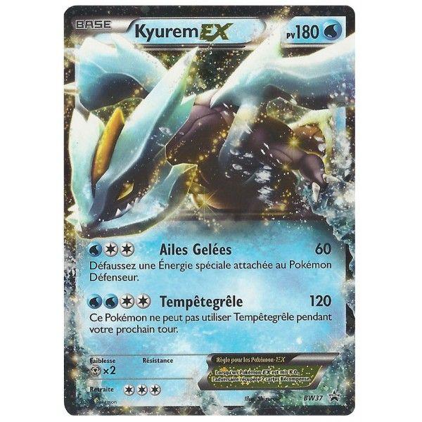 Carte pokemon kyurem ex d couvrir sur bougepourtaplanete - Imprimer cartes pokemon ...
