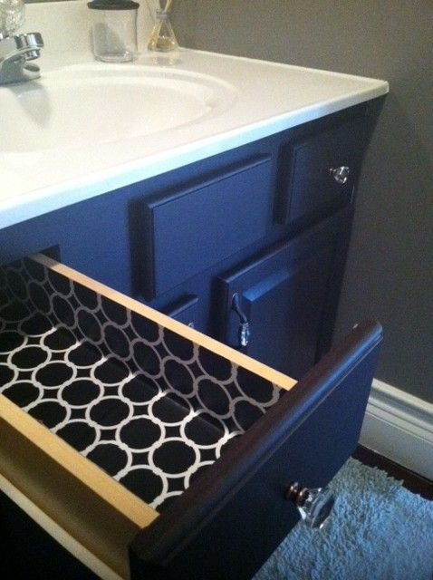 Use Drawer And Cabinet Liner For An Extra Pop I Love This Retro Pattern Found It At Tj Maxx 2 Roll Pack For Only 5 99 Cabinet Liner Shabby Chic Ikea Decor