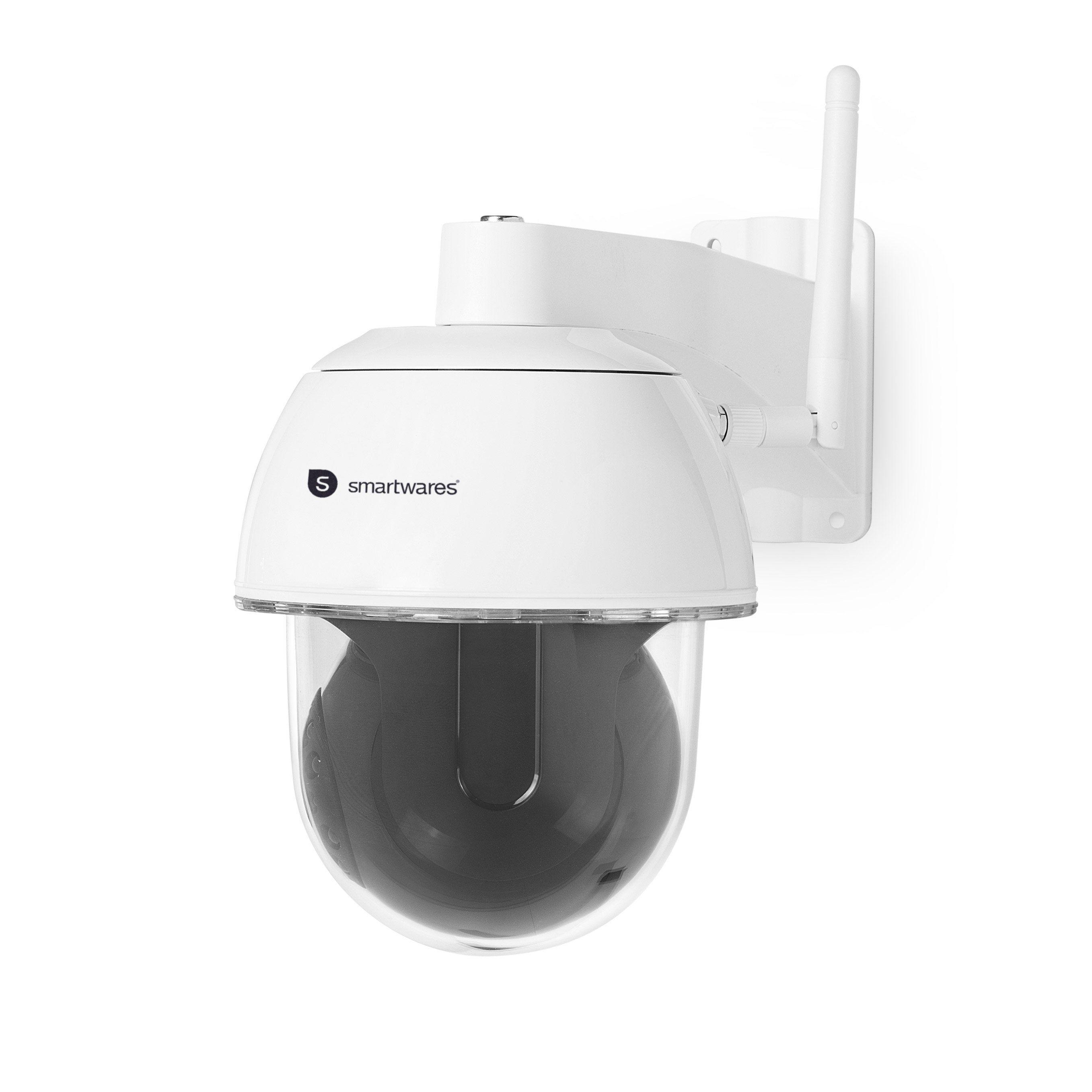 Camera De Surveillance Exterieure Motorisee Par Internet Cip 39940 Smartwares Camera Surveillance Motorise Et Camera