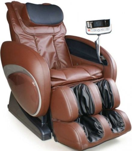 Osaki Os 3000b Executive Zero Gravity Flagship Massage Chair Brown Synthetic Leather Designed With A Set Of S Track Mov Massage Chair Massage Massage Chairs