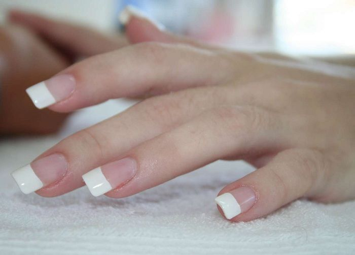 Discover Ideas About Silk Nails