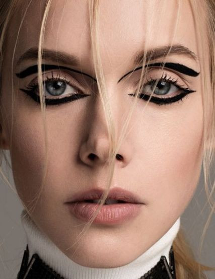 61+ Trendy Makeup Beauty Editorial Eyeliner    Source by zoehuang3 editorial